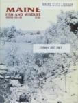 Maine Fish and Wildlife Magazine, Winter 1991-92