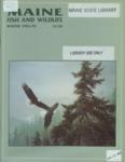Maine Fish and Wildlife Magazine, Winter 1992-93