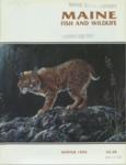 Maine Fish and Wildlife Magazine, Winter 1994