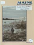 Maine Fish and Wildlife Magazine, Winter 1995