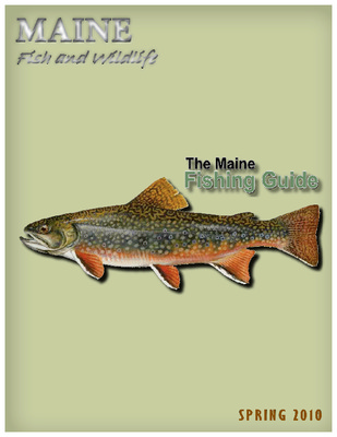 Maine fish and wildlife magazine spring 2010 by maine for Maine fish wildlife