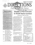 Directions: Fish & Wildlife News - December 13, 1995 by Maine Department of Inland Fisheries and Wildlife