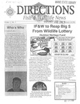 Directions: Fish & Wildlife News - January 24, 1996