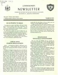 Commissioner's Newsletter - March 1978