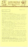 Field Notes - November 20, 1970 by Maine Division of Information and Education and Maine Department of Inland Fisheries and Game
