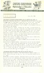 Field Notes - April 22, 1968 by Maine Division of Information and Education and Maine Department of Inland Fisheries and Game