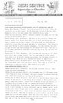 Field Notes - February 24, 1965 by Maine Division of Information and Education and Maine Department of Inland Fisheries and Game