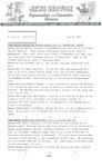 Field Notes - June 6, 1965 by Maine Division of Information and Education and Maine Department of Inland Fisheries and Game