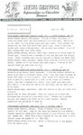 Field Notes - June 10, 1965 by Maine Division of Information and Education and Maine Department of Inland Fisheries and Game