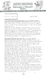 Field Notes - June 29, 1965 by Maine Division of Information and Education and Maine Department of Inland Fisheries and Game