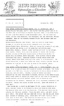 Field Notes - October 21, 1965 by Maine Division of Information and Education and Maine Department of Inland Fisheries and Game
