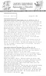Field Notes - October 27, 1965 by Maine Division of Information and Education and Maine Department of Inland Fisheries and Game