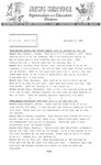 Field Notes - November 3, 1965 by Maine Division of Information and Education and Maine Department of Inland Fisheries and Game