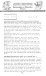 Field Notes - November 10, 1965 by Maine Division of Information and Education and Maine Department of Inland Fisheries and Game