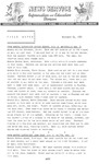 Field Notes - November 24, 1965 by Maine Division of Information and Education and Maine Department of Inland Fisheries and Game