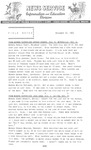 Field Notes - December 16, 1965 by Maine Division of Information and Education and Maine Department of Inland Fisheries and Game
