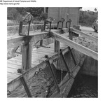 Construction by Maine Department of Inland Fisheries and Game