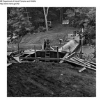 Construction by Maine Department of Inland Fisheries and Game and Bill Cross