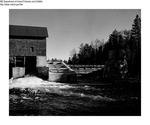 Construction by Maine Department of Inland Fisheries and Game and John Lawrence