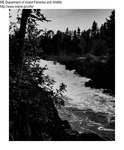 General - Allagash Falls by Maine Departmentof Inland Fisheries and Wildlife