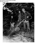 Grand Lake Stream by Maine Department of Inland Fisheries and Wildlife
