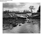 Grand Lake Stream - Dam and Fishway at Somesville by Maine Department of Inland Fisheries and Wildlife