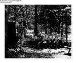 Junior Conservation Camp by Maine Department of Inland Fisheries and Game and Harvey Elliot