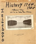 Islesboro History 1764-1958