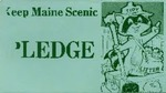Keep Maine Scenic Pledge