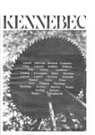 Kennebec: A Portfolio of Maine Writing Vol. 2 1978