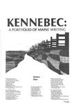 Kennebec: A Portfolio of Maine Writing Vol. 5 1981
