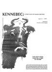 Kennebec: A Portfolio of Maine Writing Vol. 9 1985