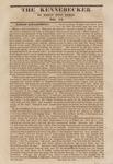 The Kennebecker : September 10, 1829 by Henry Knox Baker