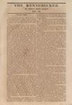 The Kennebecker : September 17, 1829 by Henry Knox Baker