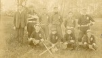 Baseball Team, Kittery, Maine