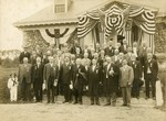 Dedication of the Eliot, Maine, Library
