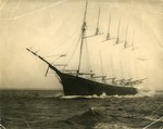 Six-masted Schooner