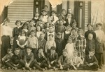 Students at the Mark Dennett School, Kittery, Maine
