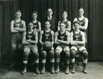 Traip Academy 1923 Basketball Team