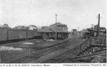 Station at Vanceboro, Me.
