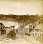 Early RR Bridge at Augusta