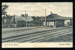 MEC RR Station at Carmel