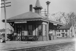 Maine Central Station at Cumberland Center