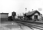 Maine Central Station at Lincoln
