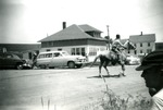 July 4th Parade, Limestone, Maine 1955 by Frost Memorial Library, Limestone, Maine