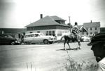 July 4th Parade, Limestone, Maine 1955