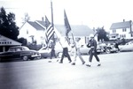 July 4th Parade, Limestone, Maine 1956 by Frost Memorial Library, Limestone, Maine