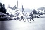 July 4th Parade, Limestone, Maine 1956