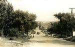 Main Street, Limestone, Maine 1948