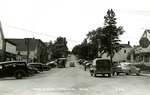 Main Street, Limestone, Maine 1948 by Frost Memorial Library, Limestone, Maine